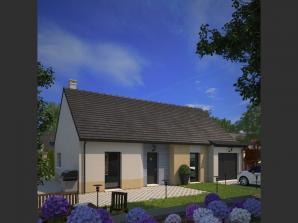 Maison neuve à Sinceny (02300)<span class='prix'> 155100 €</span> 155100