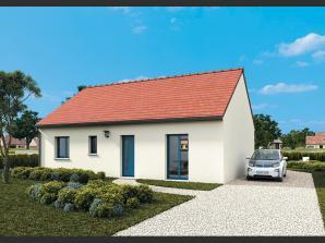 Maison neuve à Audruicq (62370)<span class='prix'> 159000 €</span> 159000