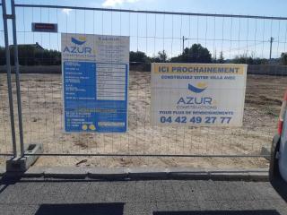 Nouveau chantier sur Chateau-Gombert 13013