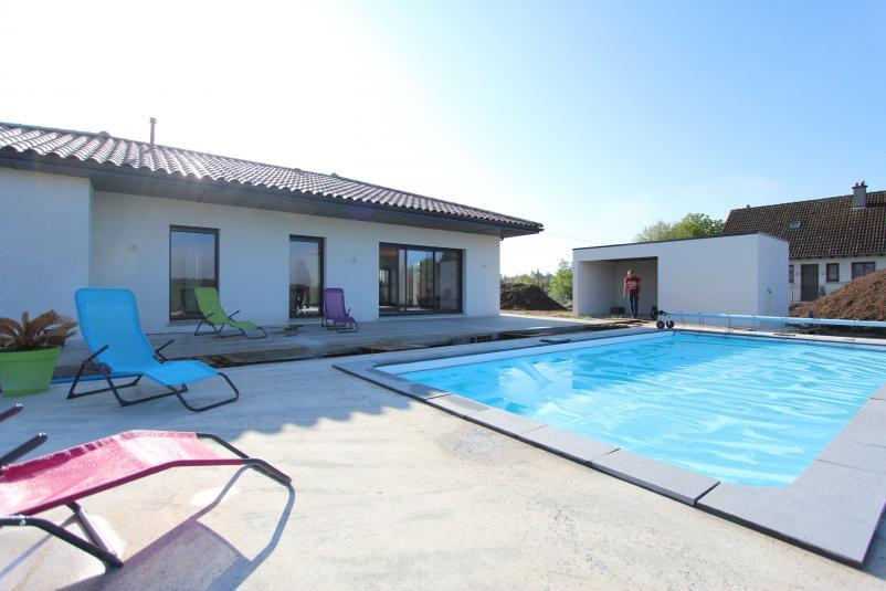 Plain-pied avec pool house / Secteur Aurillac