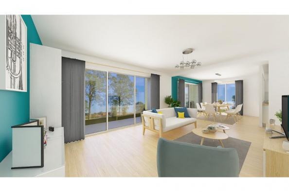 Modèle de maison Bioclima 110 Design 4 chambres  : Photo 3