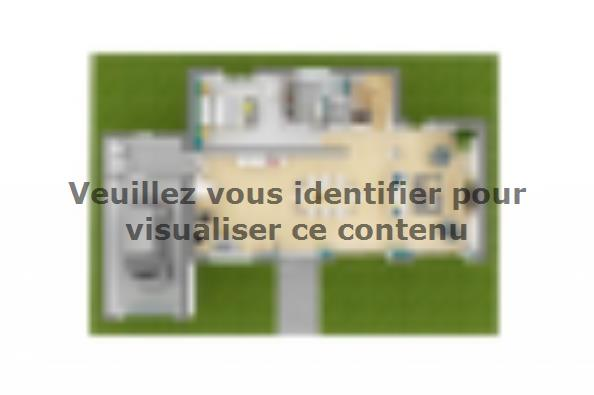 Plan de maison Bioclima 140 Tradition 4 chambres  : Photo 3