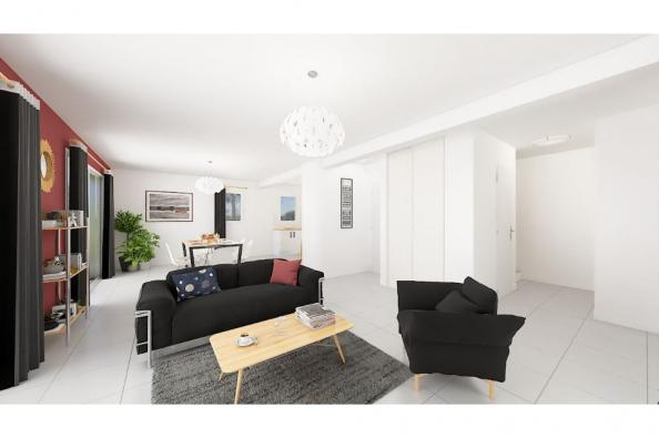 Modèle de maison Domania 90 SS Tradition 3 chambres  : Photo 3