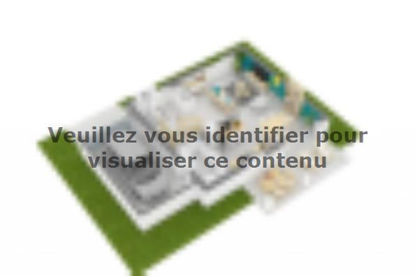 Plan de maison Family 90GA Design 3 chambres  : Photo 5