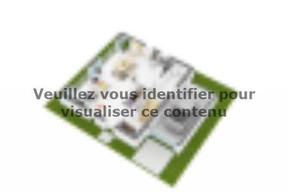 Plan de maison Family Evolution 90GA Tradition 3 chambres  : Photo 5