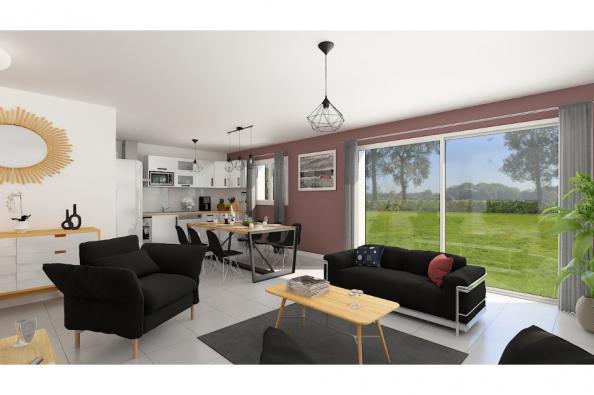 Modèle de maison Lumina 100GI Design 4 chambres  : Photo 3