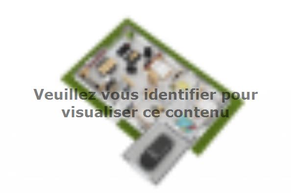Plan de maison Lumina 100GI Tradition 4 chambres  : Photo 3