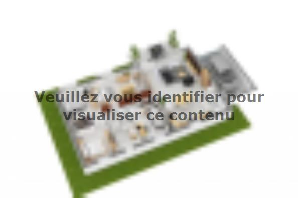 Plan de maison Optima 100GA Design 4 chambres  : Photo 3
