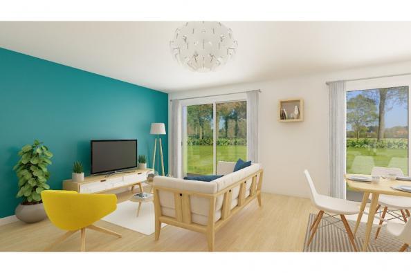 Modèle de maison Optima 90GI Tradition 3 chambres  : Photo 3
