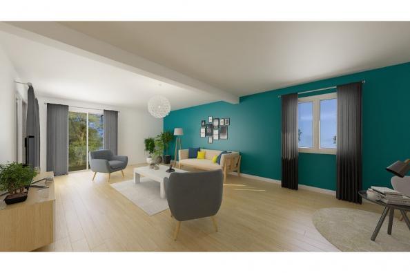 Modèle de maison Patio 140 Design 3 chambres  : Photo 3
