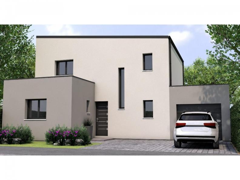 Modèle de maison R1MP19132-4GA : Vignette 1