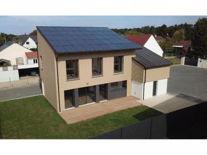 Modèle de maison COMEPOS 3 chambres  : Photo 1