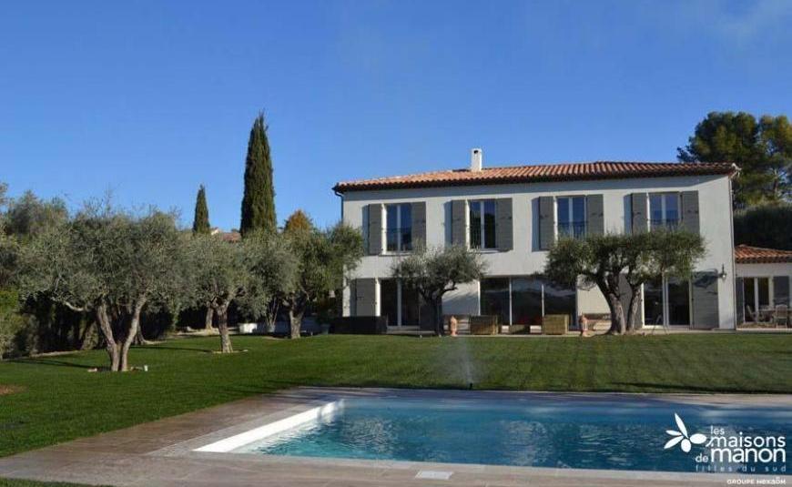 Pourquoi faire construire sa maison provençale avec Les Maisons de Manon ?