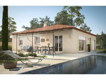 Maison neuve  à  Châteauneuf-les-Martigues (13220)  - 340000 € * : photo 1