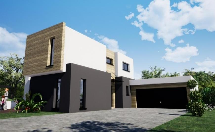 Nos réalisations de maisons 2 pans