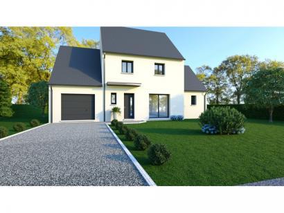 Maison neuve  à  Saint-Roch (37390)  - 272000 € * : photo 1