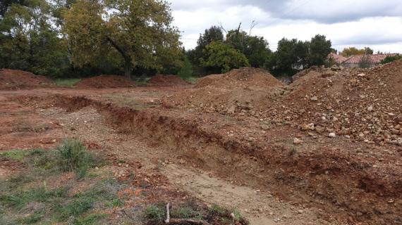 NOUVEAU LOTISSEMENT FOS SUR MER AZUR ET CONSTRUCTIONS