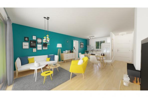 Modèle de maison Actua 73 3 chambres  : Photo 3