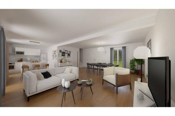 Modèle de maison Bastide 95+20 4 chambres  : Photo 3