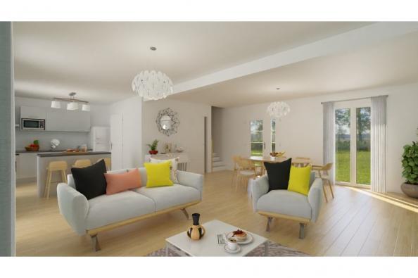 Modèle de maison Bastide 110+20 4 chambres  : Photo 3