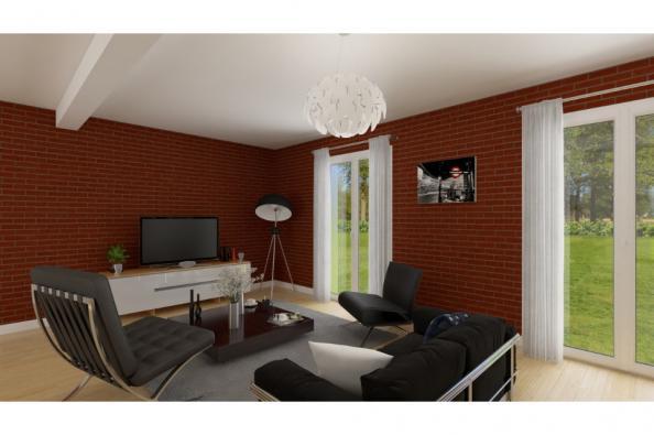 Modèle de maison Bastide 125+20 5 chambres  : Photo 3