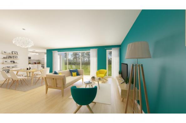 Modèle de maison Bioclima 120 3 chambres  : Photo 3