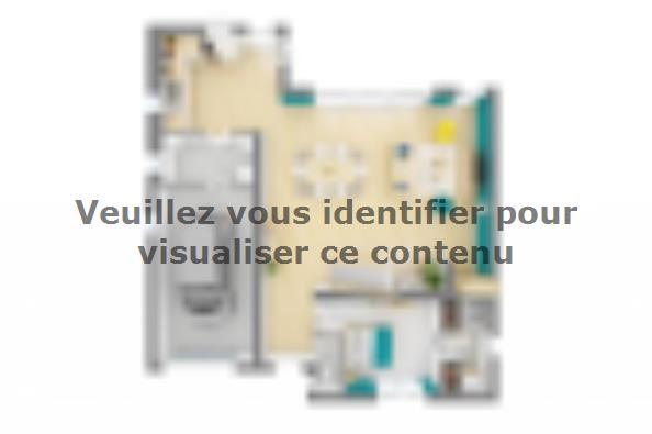 Plan de maison Bioclima 120 3 chambres  : Photo 3