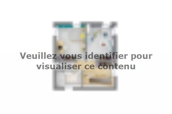 Plan de maison Bioclima 120 3 chambres  : Photo 4