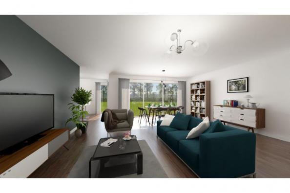 Modèle de maison Bioclima 140 4 chambres  : Photo 3