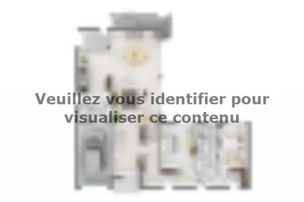 Plan de maison Bioclima 150 3 chambres  : Photo 3