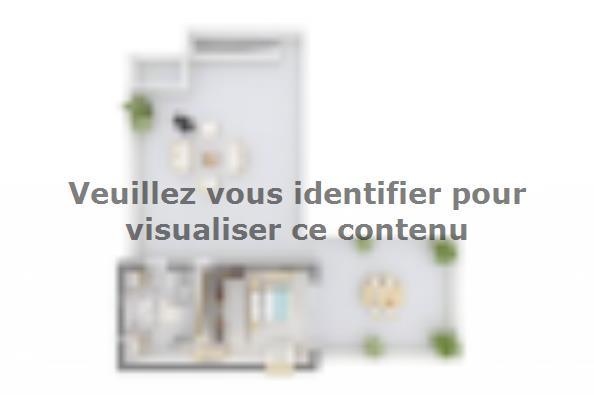 Plan de maison Bioclima 150 3 chambres  : Photo 4
