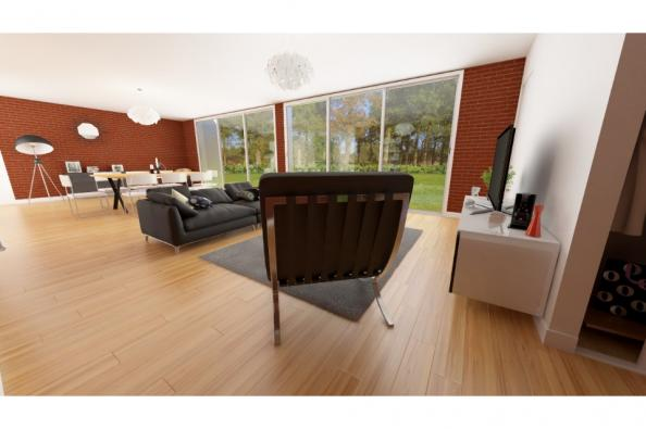 Modèle de maison Bioclima 180 4 chambres  : Photo 3