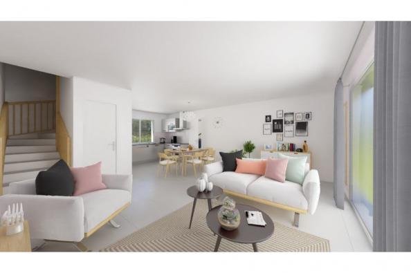 Modèle de maison Familia 100 3 chambres  : Photo 3