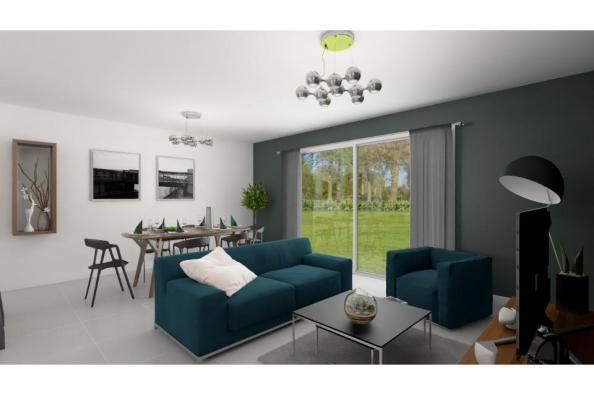 Modèle de maison Familia 110 4 chambres  : Photo 3