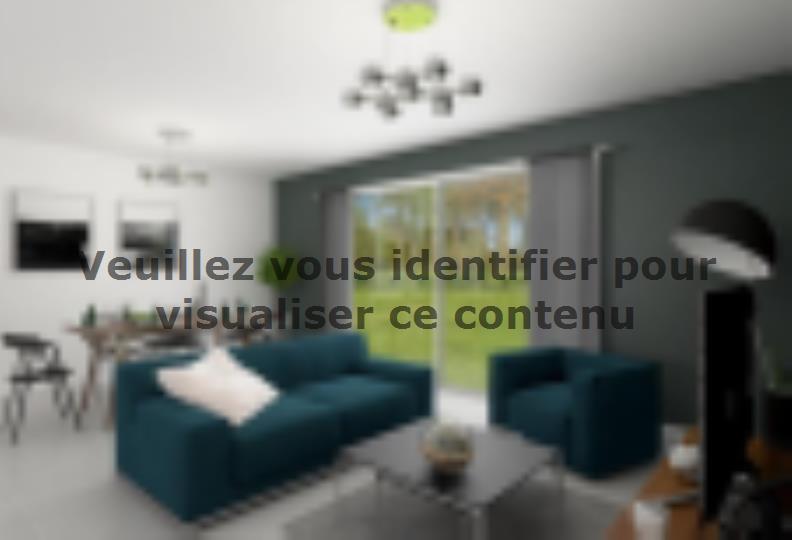 Modèle de maison Familia 110 - 4 chambres - Maisons France ...