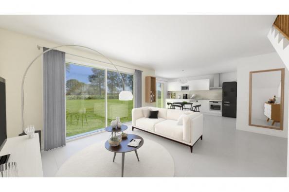 Modèle de maison Familia 92 3 chambres  : Photo 3