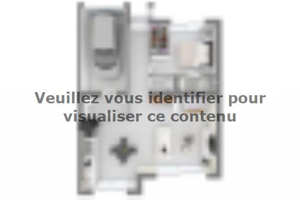 Plan de maison Familia 92 3 chambres  : Photo 3