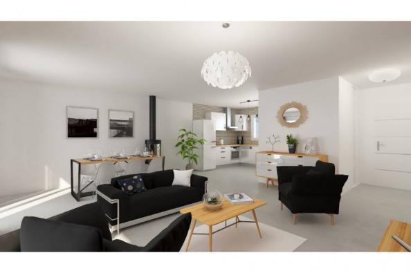 Modèle de maison Harmonia 90 3 chambres  : Photo 3