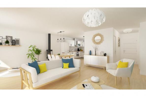 Modèle de maison Harmonia 110 4 chambres  : Photo 3