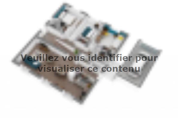Plan de maison Lumina 100 rez-de-jardin 3 chambres  : Photo 3