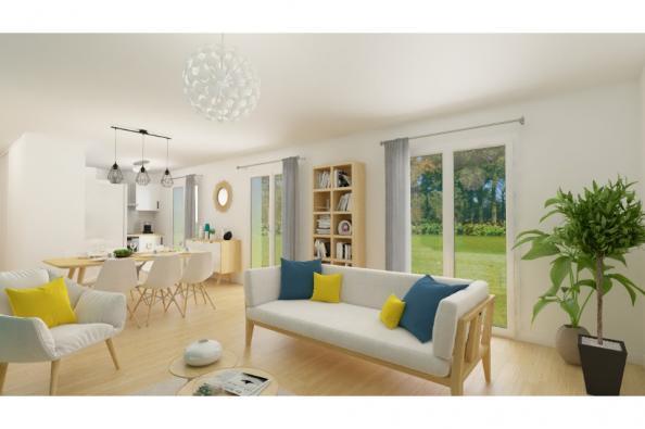 Modèle de maison Lumina 100 3 chambres  : Photo 3