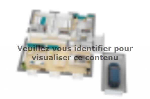 Plan de maison Lumina 100 3 chambres  : Photo 3