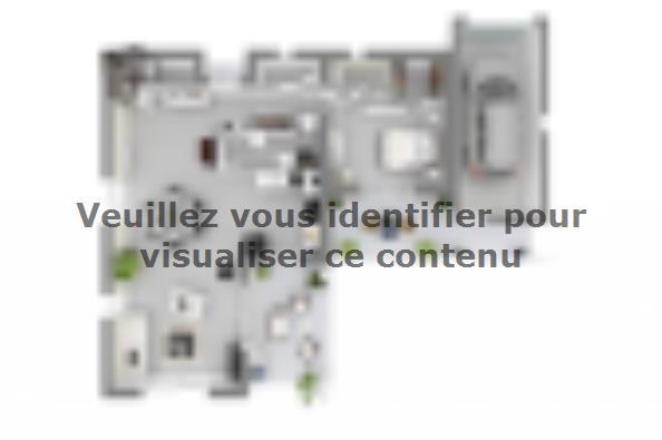 Plan de maison Méditerranée 140 4 chambres  : Photo 3