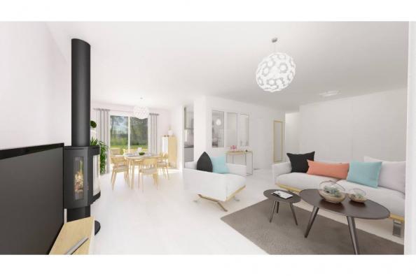 Modèle de maison Natura 90 3 chambres  : Photo 3