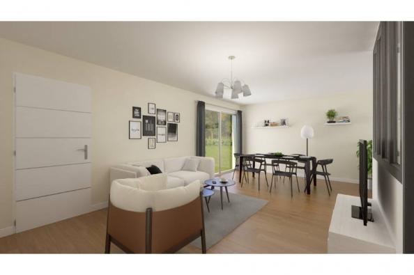 Modèle de maison Natura 110 4 chambres  : Photo 3
