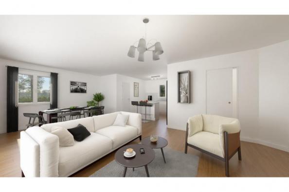 Modèle de maison Performa 100 3 chambres  : Photo 3