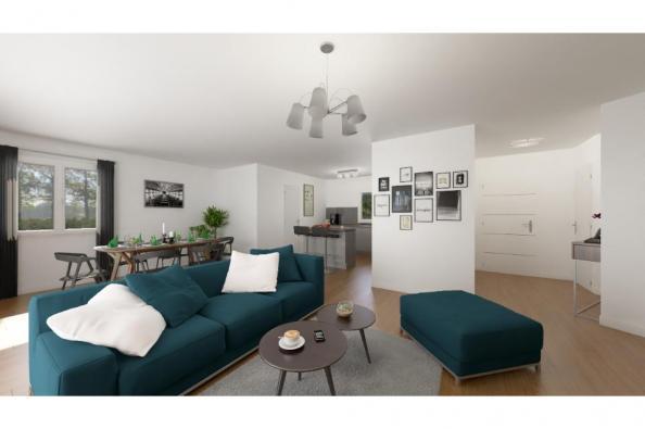 Modèle de maison Performa 112 4 chambres  : Photo 3