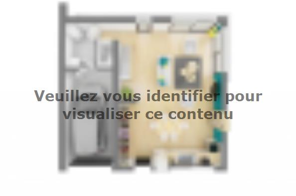 Plan de maison Ultima 90GI 3 chambres  : Photo 3