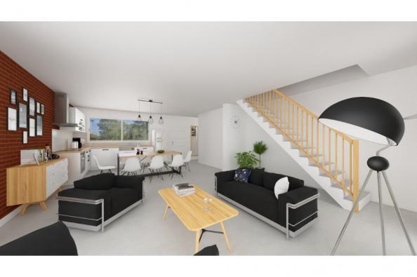 Modèle de maison Ultima 116GI 4 chambres  : Photo 3