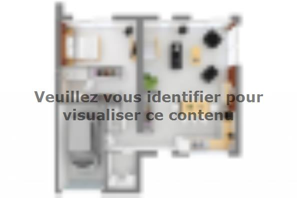 Plan de maison Ultima 116GI 4 chambres  : Photo 3